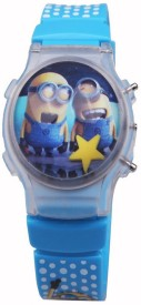 iSweven W1087a Digital Watch  - For Boys, Girls
