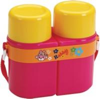 Lion Star Duo 1000 Ml Water Bottle (Set Of 1, Pink)