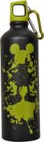 Disney Mickey Mouse 750 Ml Water Bottle (Set Of 1, Black)