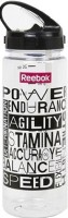 Reebok Sports 750 Ml Water Bottle (Set Of 1, Black)