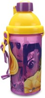 Disney Sipper Bottle 500 Ml Water Bottle (Set Of 1, Purple, Yellow)