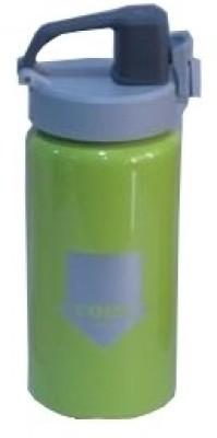 Simply Solid Single Wall Bottle 550 ml Water Bottle Green