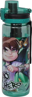 Ben 10 Ben 10 750 Ml Water Bottle (Set Of 1, Black)