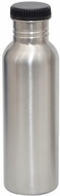 Carbon Stainless Steel 1000 Ml Water Bottles - Set Of 1, Grey - WBTDS6WZDQV9GGGG