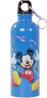 Disney Mickey Sports 500 Ml Water Bottle (Set Of 1, Blue)