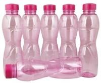 Milton Stylus 1000 Ml Water Bottles (Set Of 6, Pink)