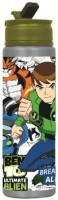 Ben 10 Ben 10 750 Ml Water Bottle (Set Of 1, Green)