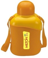 Milton Kool Rio 600 School Range 600 Ml Water Bottles (Set Of 1, Yellow, Orange)