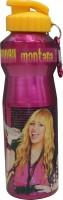 Disney Hannah Montana 1000 Ml Water Bottle (Set Of 1, Pink:Orange)