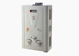Aqua 6 Litre Gas Water Geyser
