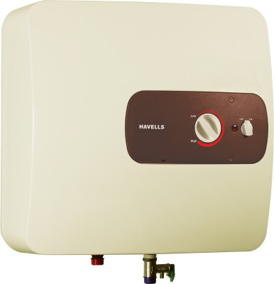 Havells Bello 15 L Storage Water Geyser Brown