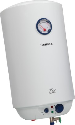 Havells Monza 25 L Storage Water Geyser White