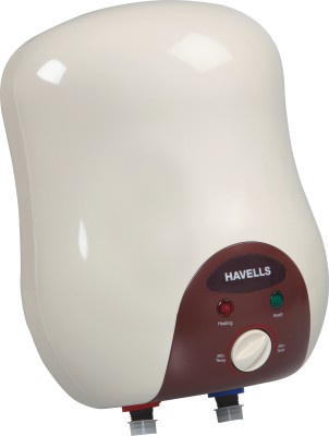 Havells Rio 6 L Storage Water Geyser Brown