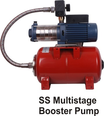 Blairs Stainless-steel Multistage booster Pump Centrifugal Water Pump