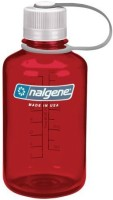 Nalgene 473 Ml Water Purifier Bottle (Red)