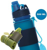 ME.FAN 500 Ml Water Purifier Bottle (Blue)
