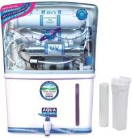 Aqua Grand+ Delight 10 L RO + UV Water Purifier (White)