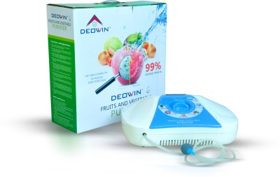 DEOWIN GJQ-589 3 L Gravity Based Water Purifier (White)