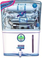 Aquagrand Plus 13 Stage 15 L RO + UV +UF Water Purifier (White)