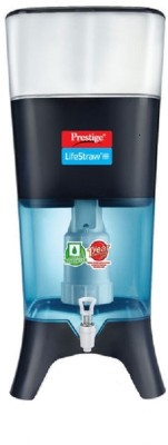 Prestige LifeStraw 18 Litres UF Water Purifier