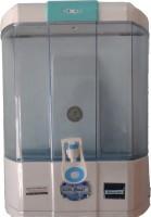 Aqua Pearl Leafwater Plus 12 L RO + UV +UF Water Purifier (White)