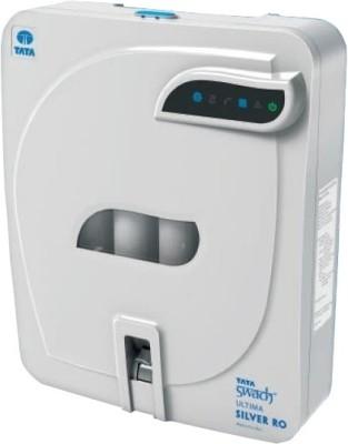 Tata Swach Ultima Silver RO+UV 7 L RO + UV Water Purifier (Silver)