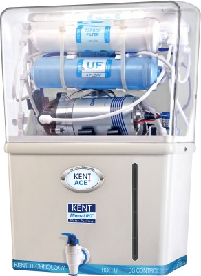 Kent Ace+ 7 L RO + UF Water Purifier (Blue)