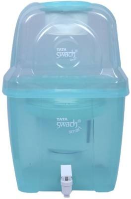 Tata Swach smart 15 L Gravity Based Water Purifier (fresh green)