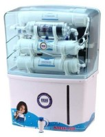 ORG Bio Mineral 15 L RO+UV+AAA+PH Controller Water Purifier (White)