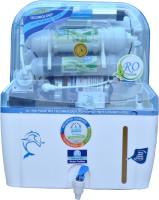 Ultra Pure Swift 15 L RO + UV +UF Water Purifier (Super White, Blue)