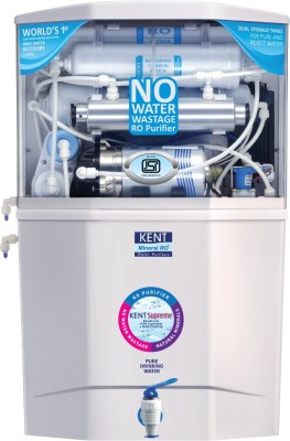 Kent Supreme 9 L RO + UV +UF Water Purifier