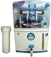Rk Aquafresh India Grand Plus 12 L RO + UV Water Purifier (White)
