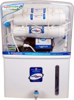 WG AquaFresh RO Plus TDS Controller 10 L RO Water Purifier (Upper Transparent, Tank White)