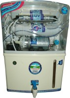 Aqua Grand Plus Heavy 15 L RO + UV +UF Water Purifier (White)