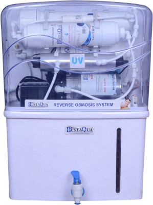 BestAqua Altis 12 Lire RO+UV Water Purifier
