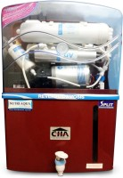 Nutriaqua Split 10 L RO + UV Water Purifier (Cherry)
