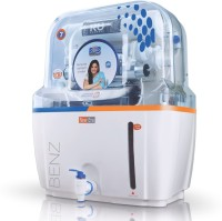 Osmo Benz 15 L RO Water Purifier (White)