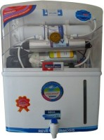 Health First Aguagrand Plus 12 L RO + UV +UF Water Purifier (White)