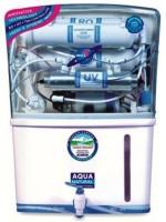 Aqua ATZE Grand Plus RO+UV+UF+TDS 12 L RO + UV +UF Water Purifier (White, Transpernt)