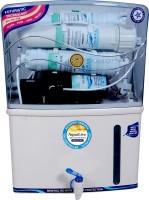 Aqualive Pro Premium 10 L RO+UV+UF+TDS Controller 15 L UV Water Purifier (White)