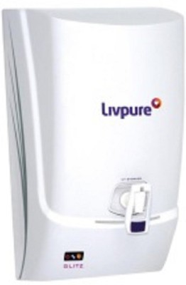 LIVPURE GILTZ 7 L UV Water Purifier (White)