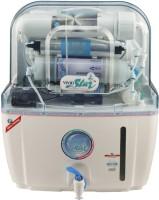 Vivid Star Ro Systems Swift 10 L RO, UV, UF, TDES, +pH Balance Technology Water Purifier (White)
