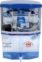 Aqua Supreme Grand Plus 18 L RO + UV +UF Water Purifier (Transparent, Blue)