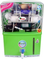 Krona Green Astro Grand 10 L RO + UV Water Purifier (Green)