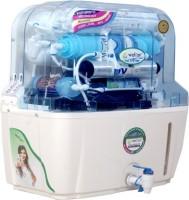 Wellon Nova Premium RO + UV + Antioxidant Alkaline+TDS Controller Water Purifier System 15 L UF Water Purifier (White)