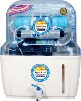 Aqualive Nova Premium RO + UV + Antioxidant Alkaline+TDS Controller 15 L UF Water Purifier (White)