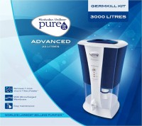 Hindustan Unilever Pureit Germkill Kit 3000 L Gravity Based Water Purifier (White)