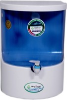 Wellon Dynamic Premium Ro+Uf+Mineral+Tds Controller 10 L RO Water Purifier (White)
