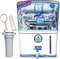 Aquagrand Plus Automatic 15 L RO + UV +UF Water Purifier (White)