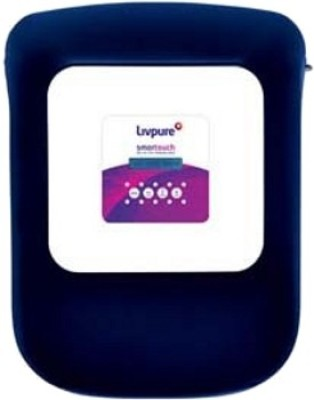 Livpure Smart Touch 8.5 L RO + UV +UF Water Purifier (Blue)